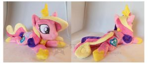 Princess Cadance Beanie by StarMassacre