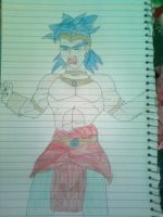 Broly...I think by IfIWasYour
