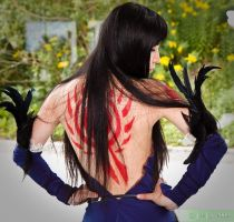 Queen of Sexyback by vickybunnyangel