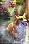 Corgi/Fairy Legend - The Problem with Corgi Mounts by Adyon