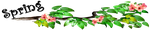 Spring Tree Banner by Roses-to-Ashes