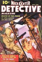 Nick Carter Detective Magazine April 1936 Cover by derrickthebarbaric