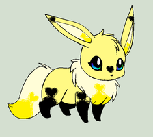 Eevee breedable 6 by LilisAdoptables
