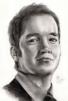 Gareth David-Lloyd as Ianto by deedeedee123