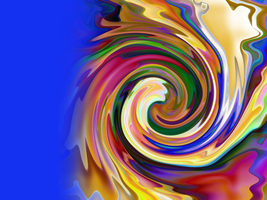 WALLPAPER - ABSTRACT by cloud-no9