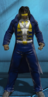 Static (DC Universe Online) by Macgyver75