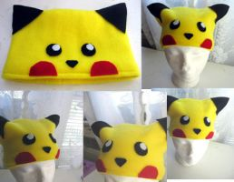 Pikachu by TheCraftersClub