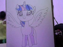 Unfinished Twilight by Hirma