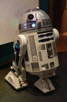 R2-D2 at The National Space Centre (2) by masimage