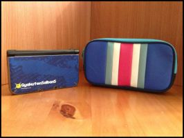 Ace Attorney Dual Destinies Pouch by BenjaminHunter