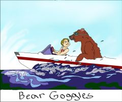 Bear Goggles by AmaltheaTwin
