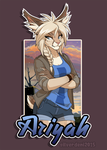 Badge Commission: meg. by SilverDeni