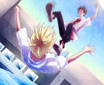 Shizaya 2 by Holy-Red-Cockroach