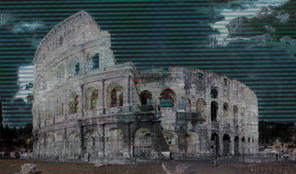 Colosseum Glitch by Piraga
