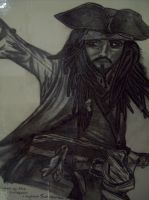 Jack Sparrow by Gallagher92