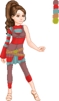 Claires SK outfit. +designidea by shadowjess
