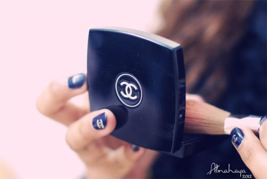 Chanel - Colored by ALMahaya