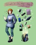 What's in my bag? by DanySoul