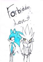 Sonilver : Forbidden Love comic *Cover* by SonilverFanForever