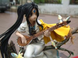 Skuld from belldandy by Basturk