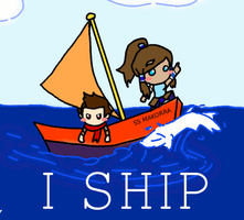 Makorra Ship gif by AnimeWaterFall