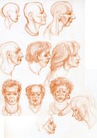 Heads by hakepe