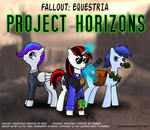 Project Horizons Cover by arconius