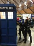 Storming the Tardis? ME3 Cosplays by Lily-pily