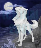 White Wolf - Take 4 by linai