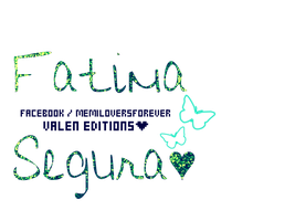 Texto PNG Pars Fatima by Dolly-Editions