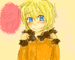 kenny by haru-minna