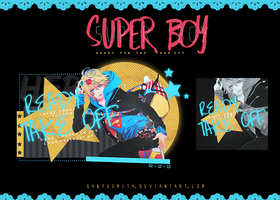 Super Boy by gabygomita
