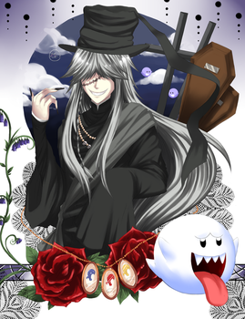 Undertaker by sakura223