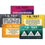 I.Q. Test Tracts by Emberblue