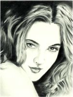 Drew Barrymore by acostamt
