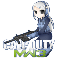 Call of Duty MW3 by Abaddon999-Faust999