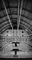 swimming pool by tibophotos
