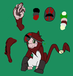 :Contest entry: anikaus by MonsterWolf74