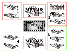 MPR' US 'Official' Blog Logos by Woody-Lindsey-Film