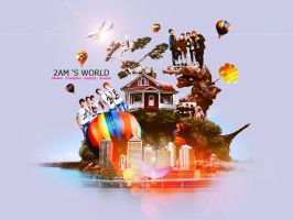 2AM 's World by wolffit