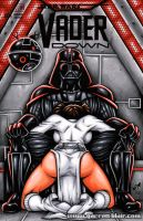 Naughty Vader Down sketch cover by gb2k