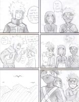Kakashi Gaiden comic strip by SkiM-ART