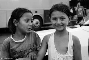 street children by MWPHOTO