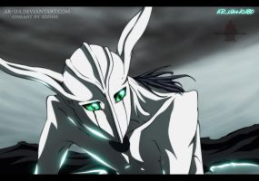 Ulquiorra Cifer Hollow Form by AR-UA