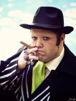 Capone Cosplay 1 by SNTP