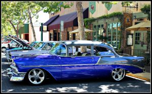 1956 Chevy by StallionDesigns