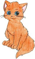 HS App 1 - Cartoon Kitteh by Panthen
