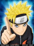 Naruto Finger by DEIVISCC