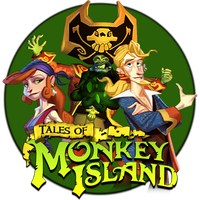 Tales Of Monkey Island by POOTERMAN