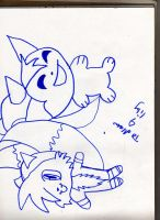 Another 'Something Random' Drawing xD by PearlTheKitty2012